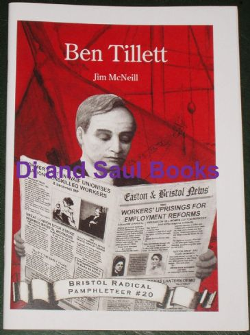 Ben Tillett, by Jim McNeill